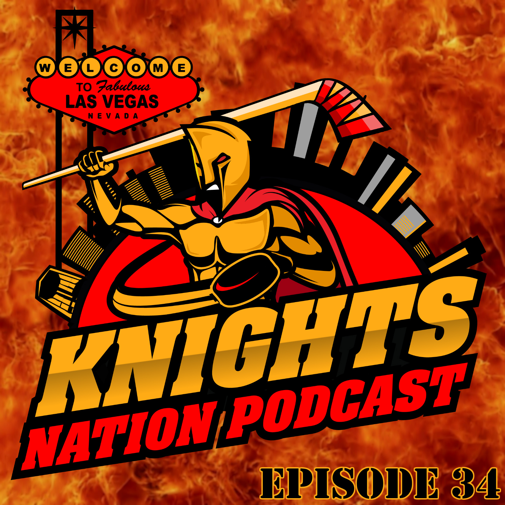 Episode 34: VGK is 6-1 since acquiring Mark Stone. Who's ready for VGK to play a team other than Vancouver and Calgary
