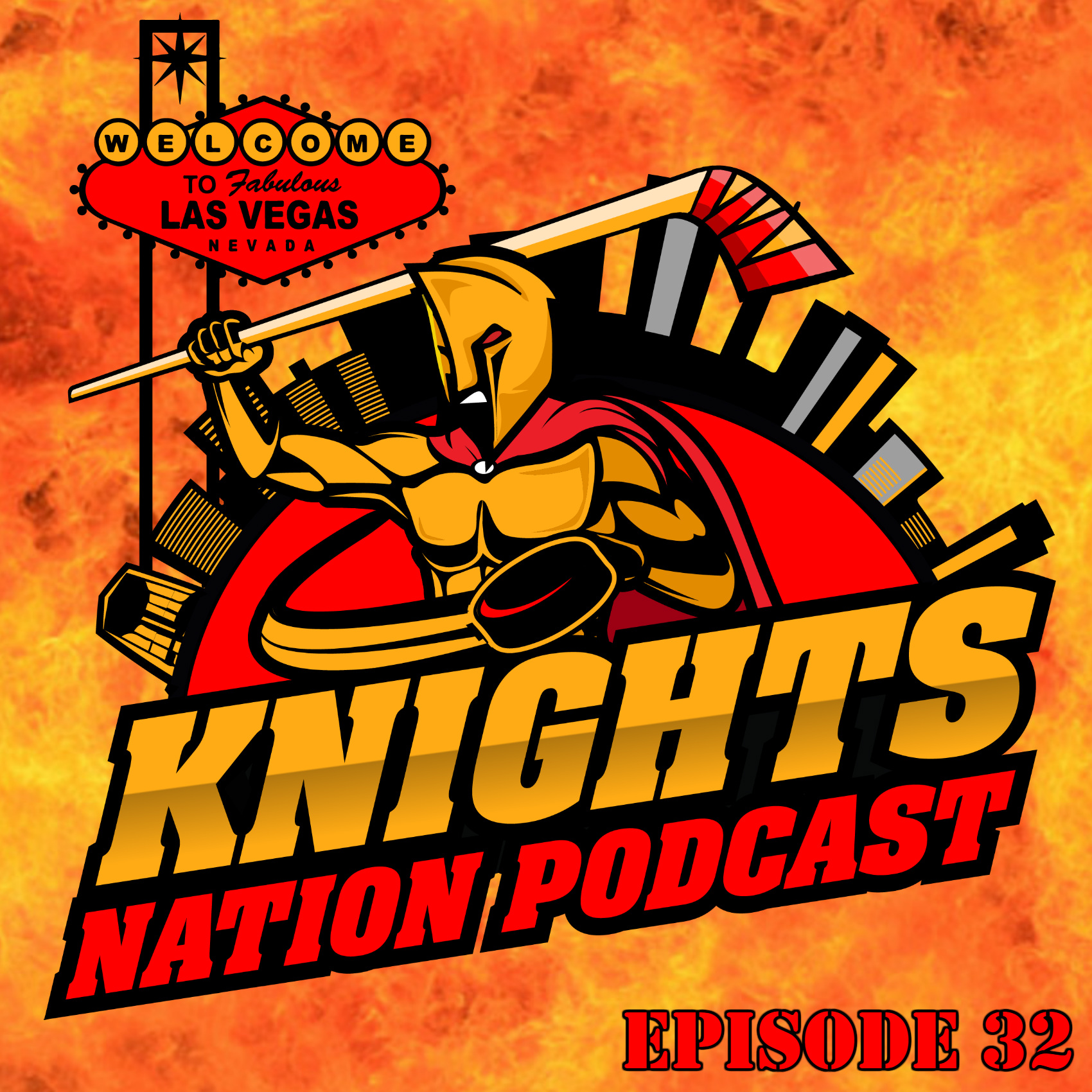 Episode 32: Last week Vegas went 0-2-1 can Mark Stone help turn things around in Vegas?