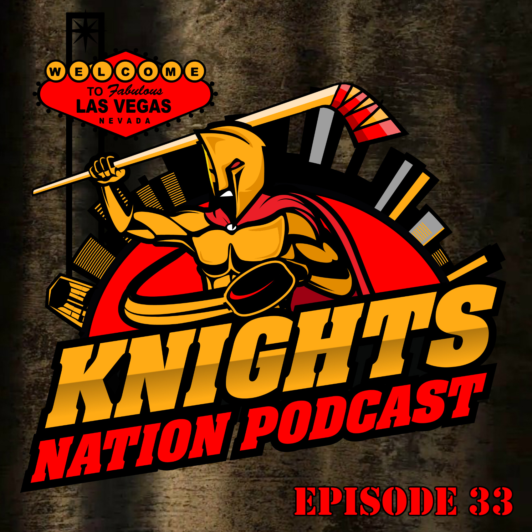 Episode 33: Welcome to the Stone Age-Vegas Golden Knights 4-0 since acquiring Mark Stone