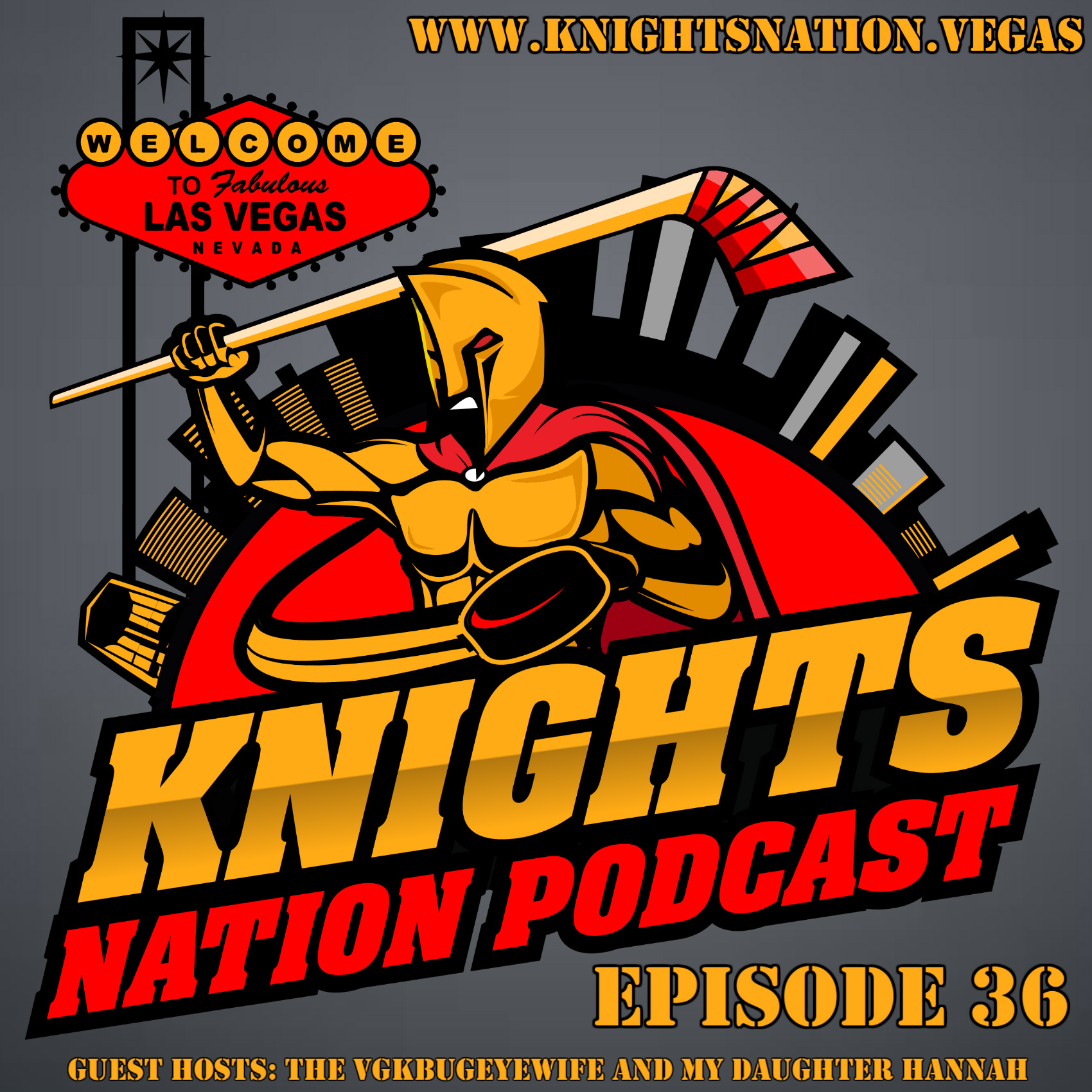Episode 36: VGK earns 3/4 points. Scary injury for Pacioretty against the Jets