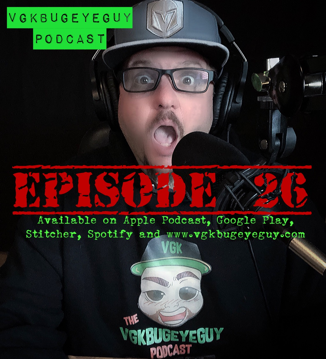 Episode 26: 7 Game winning streak snapped, Reaves finally fights at the Fortress, OT comeback win over the Blackhawks