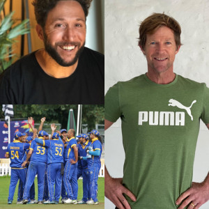 Jonty Rhodes' FIRST interview after signing with Sweden and Performance Director Benn Harradine (Part 1)
