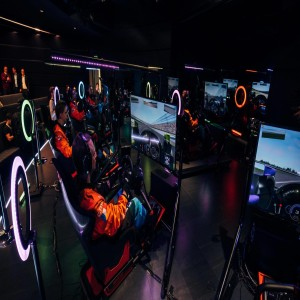 E-Sports - Motor racing for all