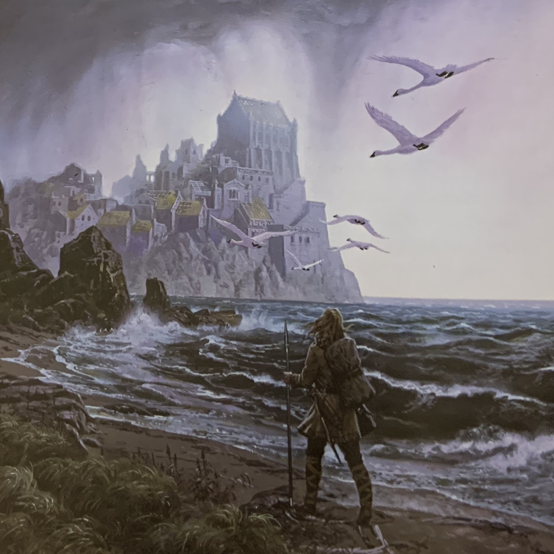 Elven Strongholds