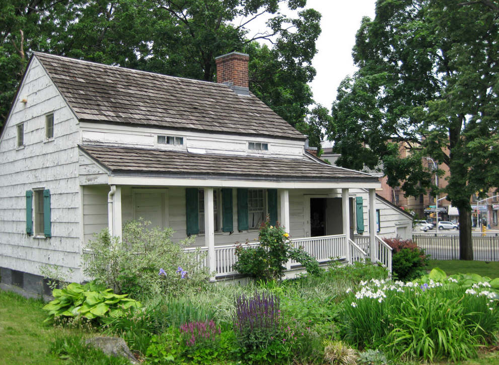 Richard Kopley, on the Edgar Allan Poe Cottage