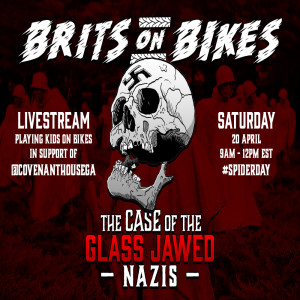 Blitz on Bikes: The Case of the Glass Jawed Nazis Part 1