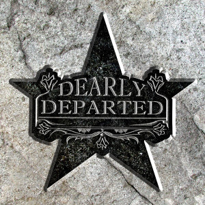 DEARLY DEPARTED PODCAST LAUNCHES ON PATREON!