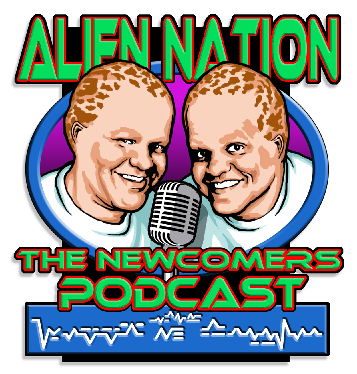 Alien Nation: The Newcomers Podcast Ep24