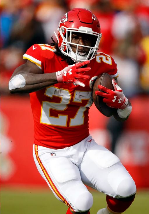 Is Kareem Hunt a part of what's wrong with the NFL?