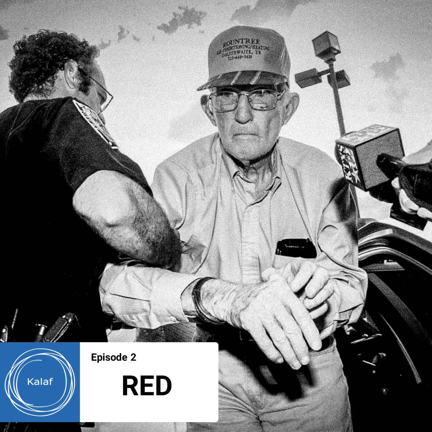 "J L Hunter ""RED"" Rountree 
