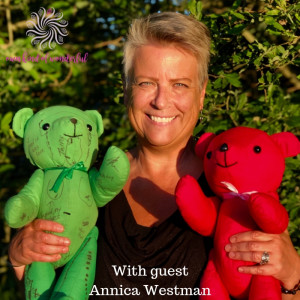 EP 24 - HOW 9 WEEKS IN SOUTH AFRICA CHANGED MY LIFE WITH GUEST ANNICA WESTMAN