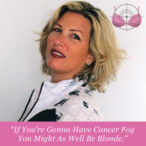 Episode 3: If You're Gonna Have Cancer Fog You Might As Well Be Blonde.