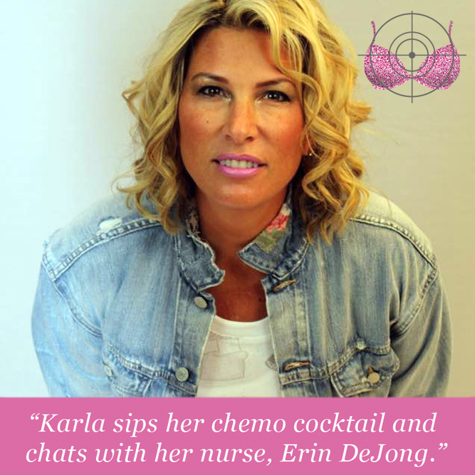 Episode 1:  Karla Stephens Tolstoy & Her Fight Against Cancer