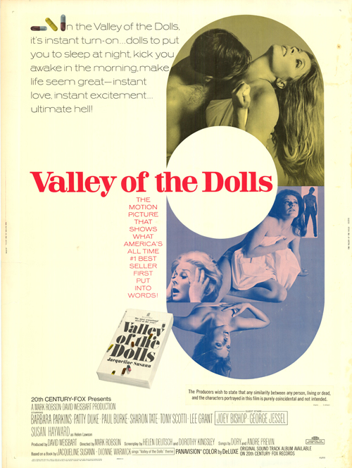 Episode 19 - Valley of the Dolls