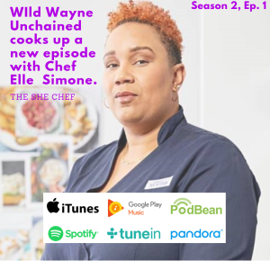 Chef Elle Simone from America Test Kitchen chops it up about breaking barriers, chef struggles and her empowering She Chef movement!