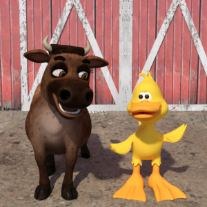 A Cow is Not a Duck