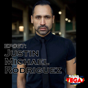 My Special Guest - Justin Michael Rodriguez