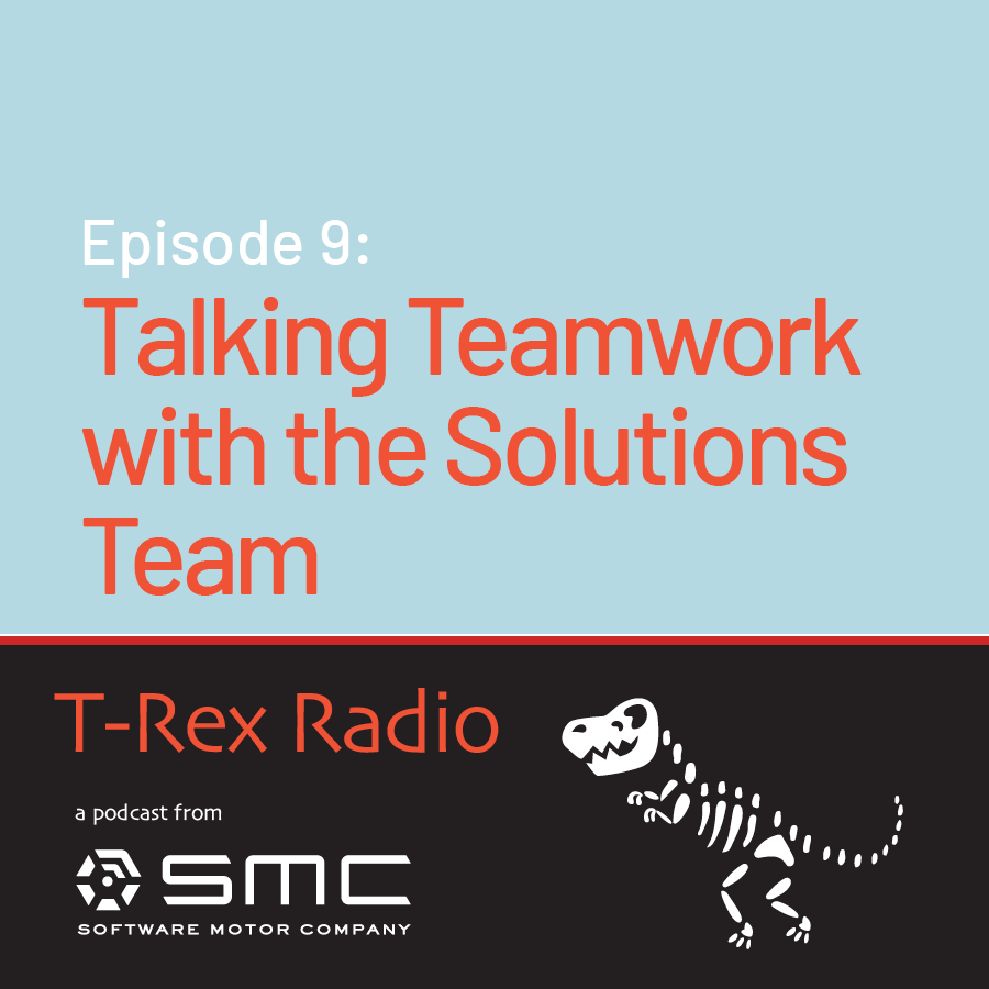 Episode 9: Talking Teamwork with the Solutions Team
