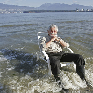 Environmentalism Begins with Family - Interview with Dr. David Suzuki