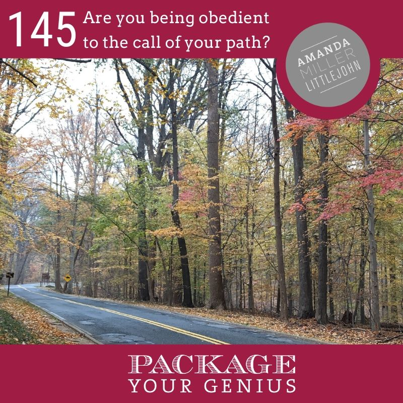 PYG 145: Are you being obedient to the call of your path?