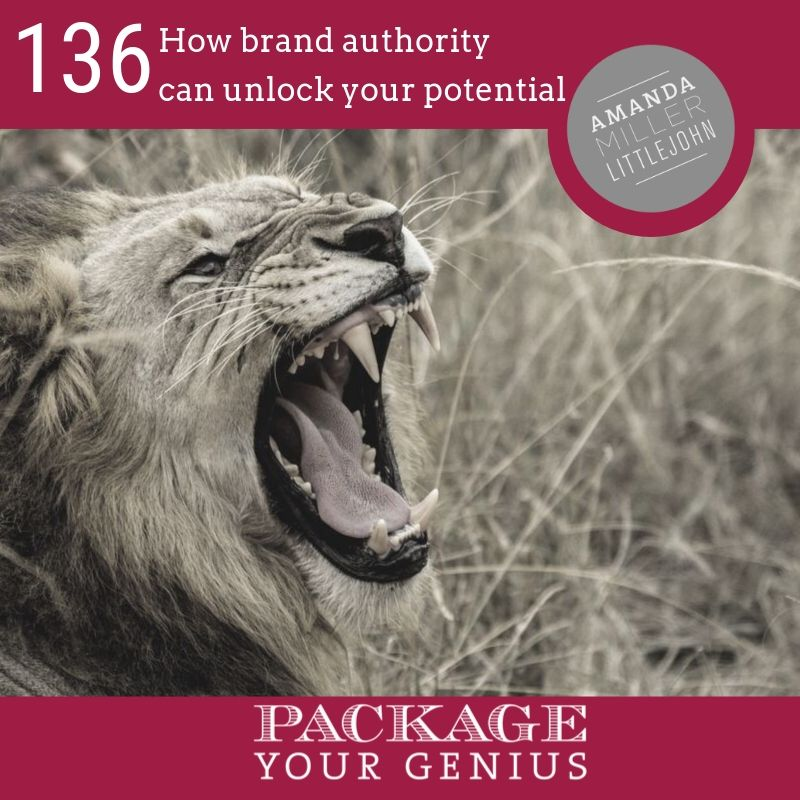 PYG 136: How brand authority can unlock your potential