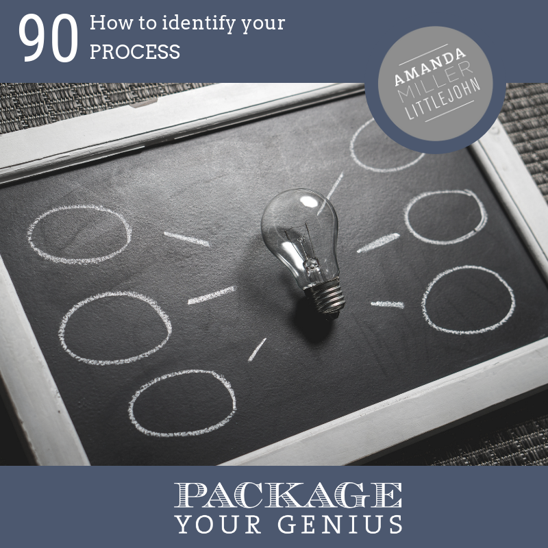PYG 90: How to Identify Your Process