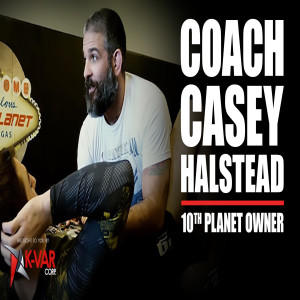 Coach Casey Halstead - 10th Planet Owner