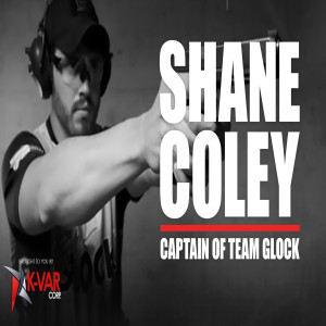 Shane Coley - Glock Shooting Team Captain