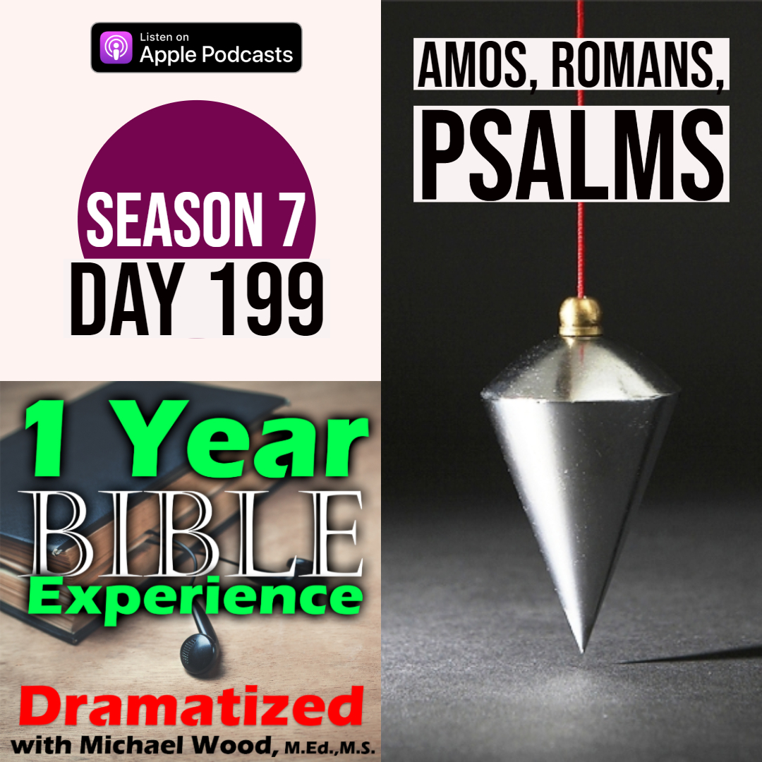Audio Bible Day 139 | Samuel becomes a Priest | Philistines