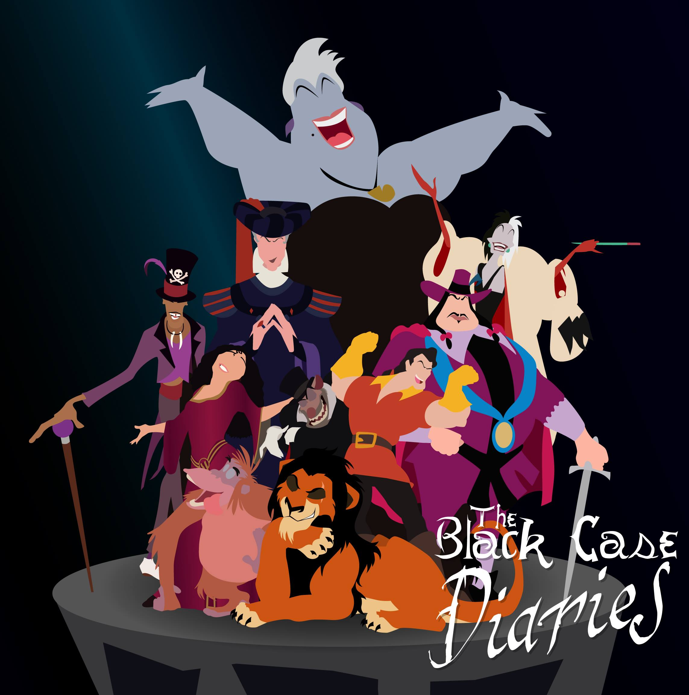 The Case of the Top 10 Disney Villain Songs
