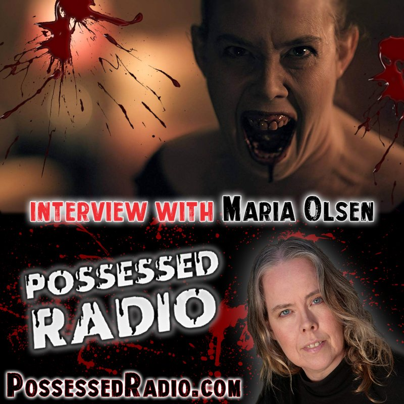 An Interview with Actress Maria Olsen