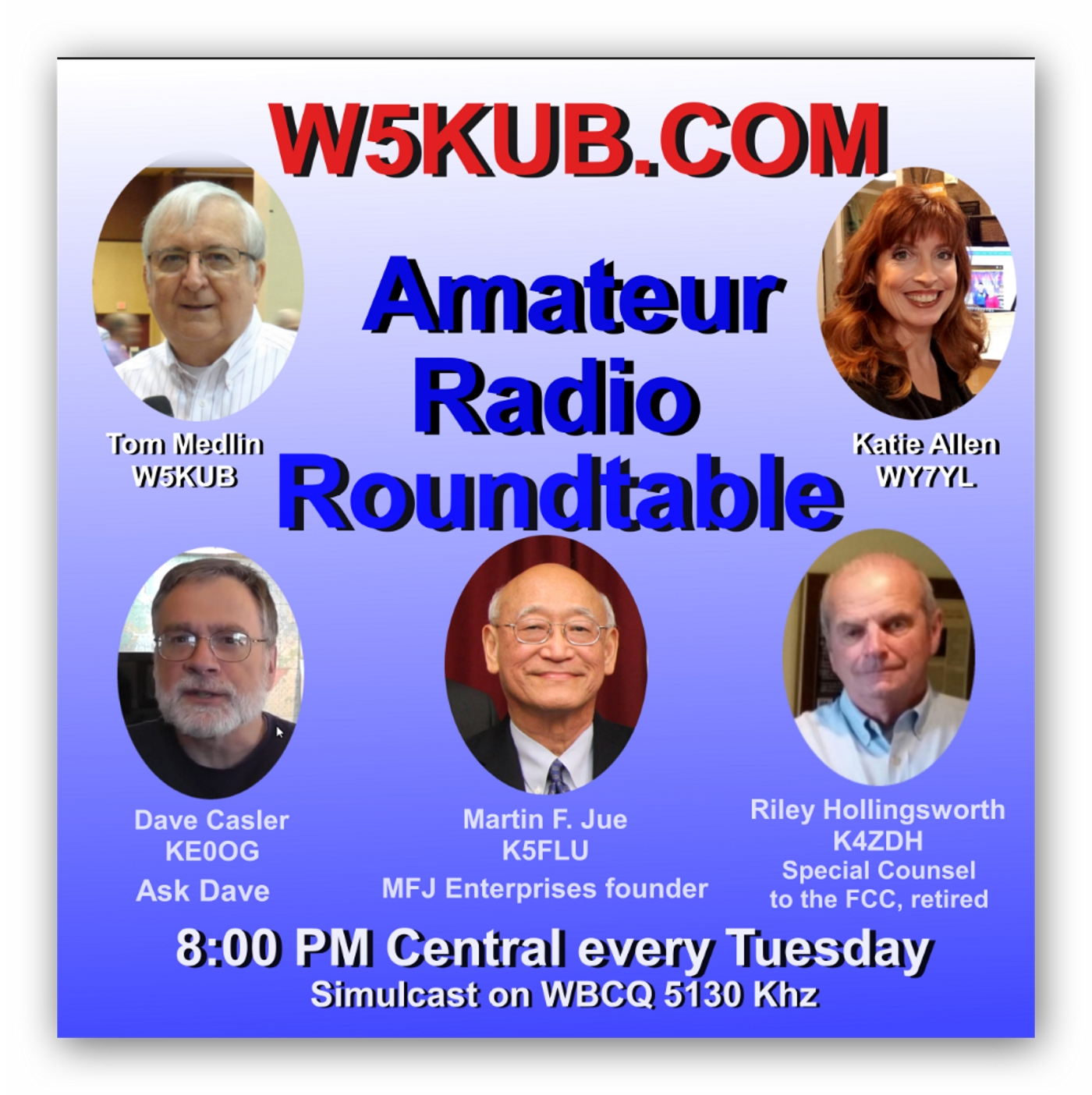 Amateur Radio Roundtable May 27, 2019