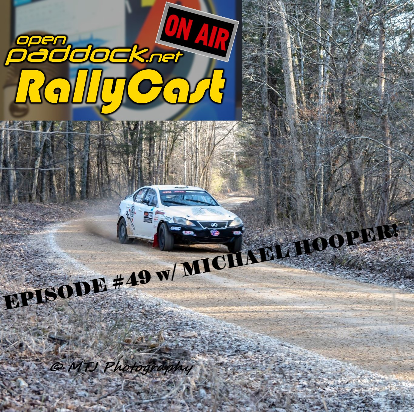 RallyCast Episode 49 with Michael Hooper of River City Rally