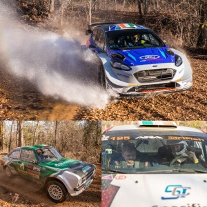 RallyCast Episode 100 -Rally in the 100 Acre Wood Part 2 with Barry McKenna, Martin Brady, and Cameron Carr