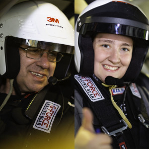 RallyCast Episode 80 - Steve and Katie Gingras