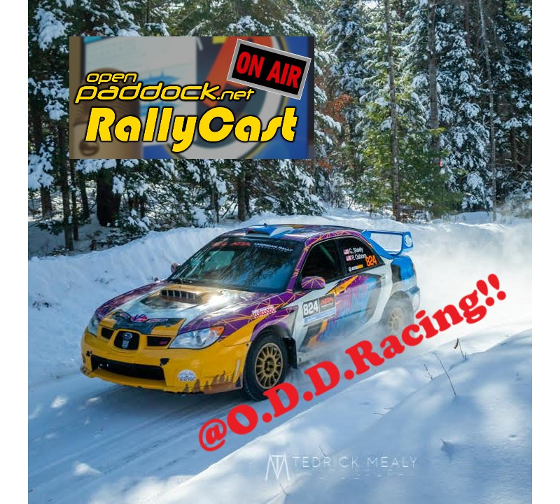 RallyCast Episode 48 with Cameron Steely & Preston Osborn of O.D.D. Racing