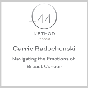 Carrie Radochonski: Navigating the Emotions of Breast Cancer