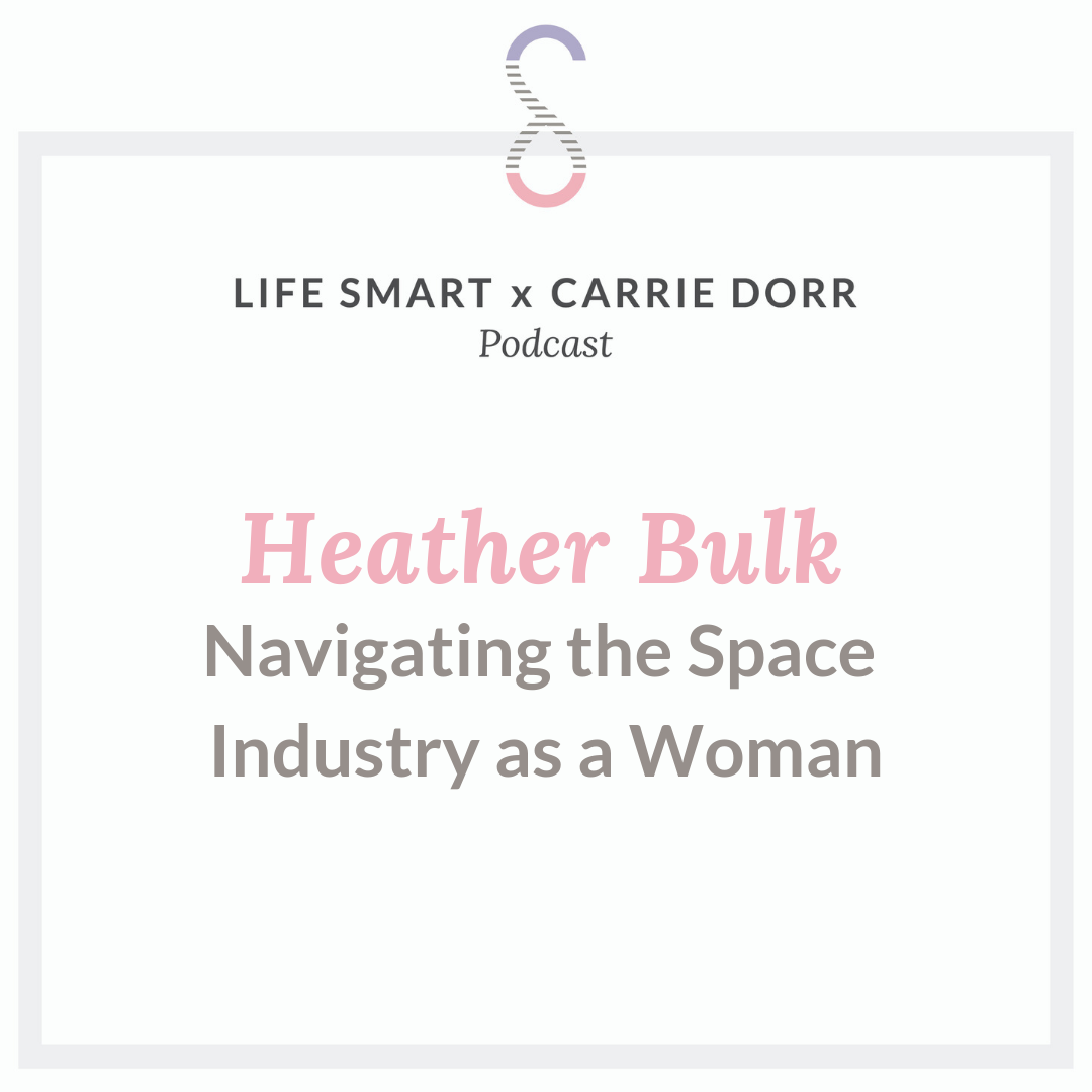 Heather Bulk: Navigating the Space Industry as a Woman