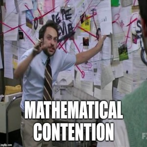 Mathematical Contention