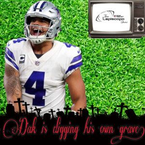 Dak is Digging His Own Grave