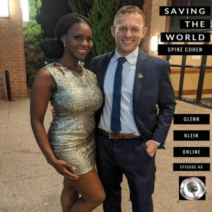 #45 – Saving the World with Spike Cohen