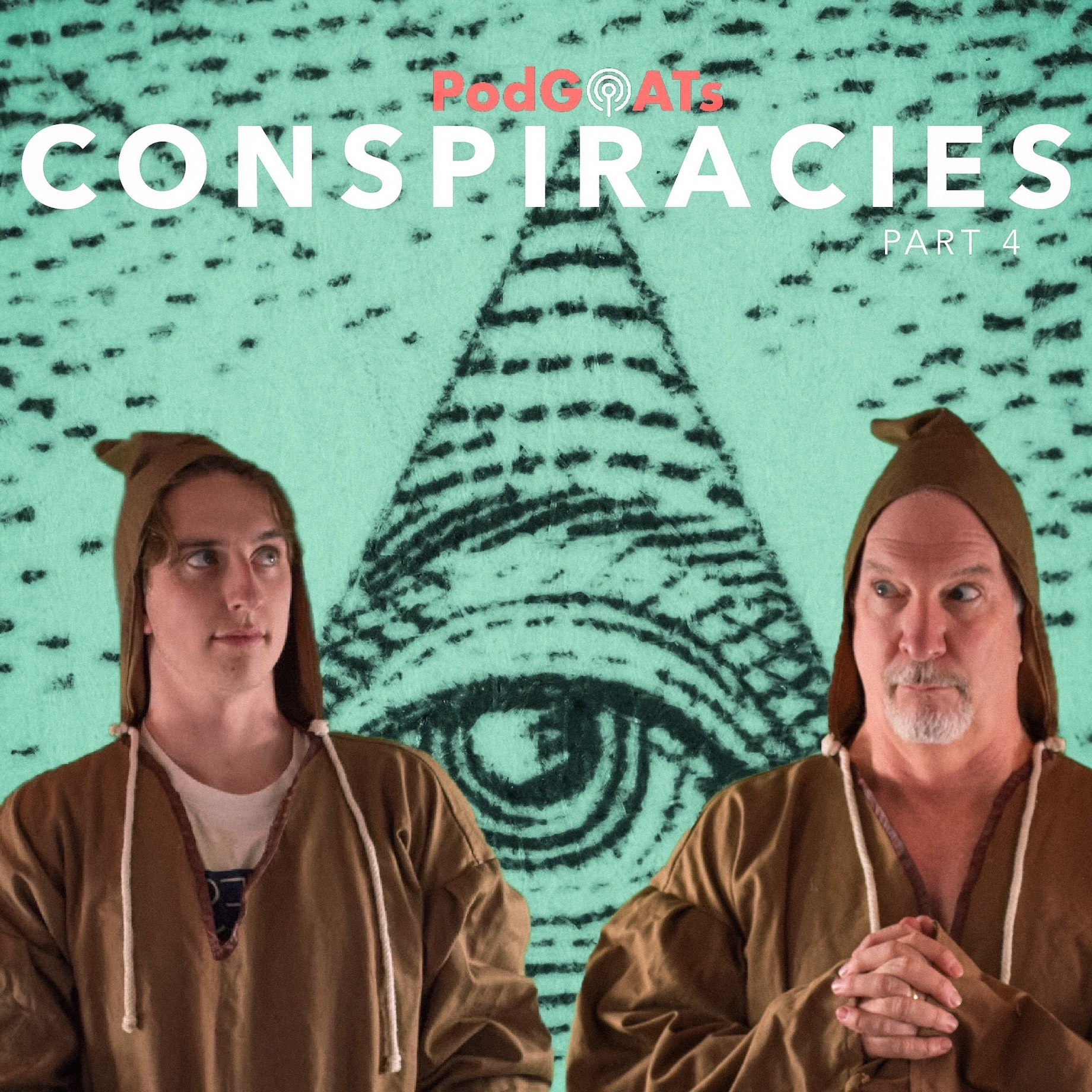 Conspiracies Part 04: From the Vatican Bank to Hollow Earth