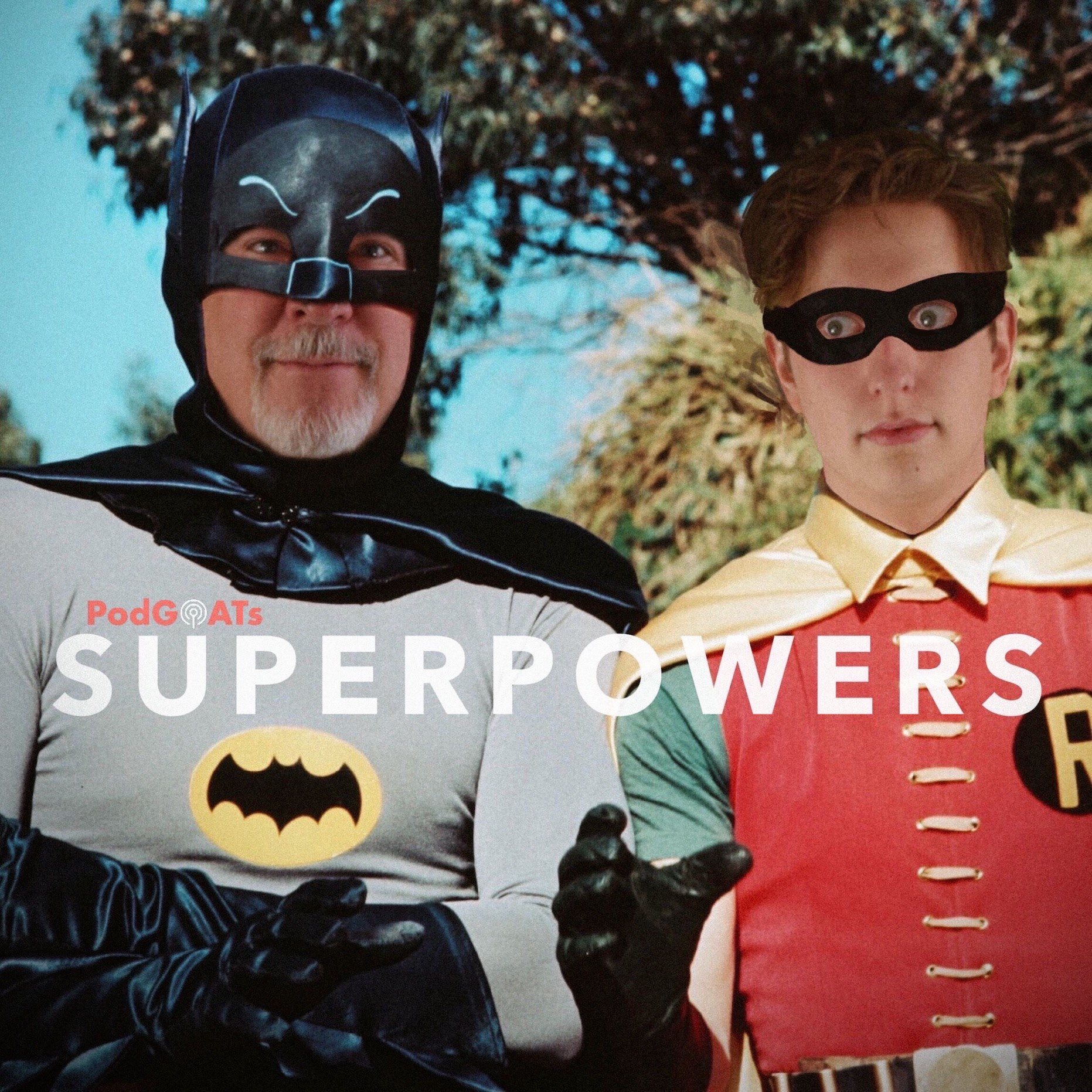 Superpowers: Real People with Real Powers