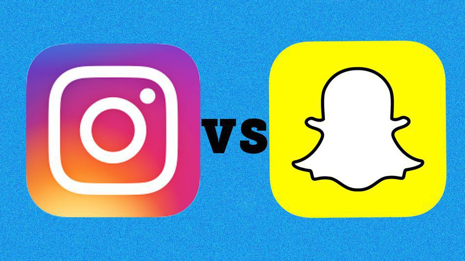 Instagram verses Snapchat. Which one marketers prefer