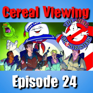 Episode 24: The Real Ghostbusters