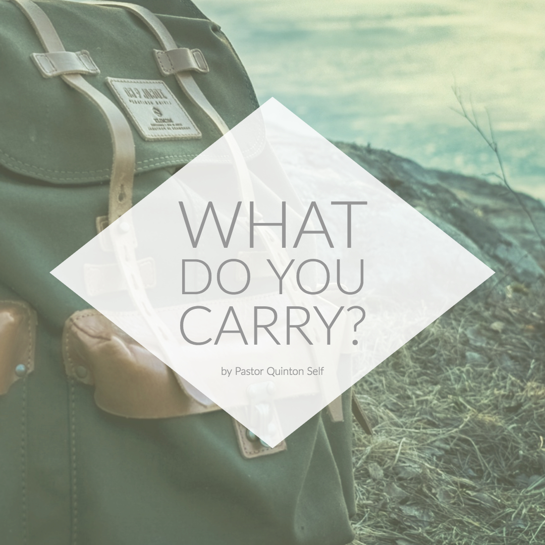 What Do You Carry?