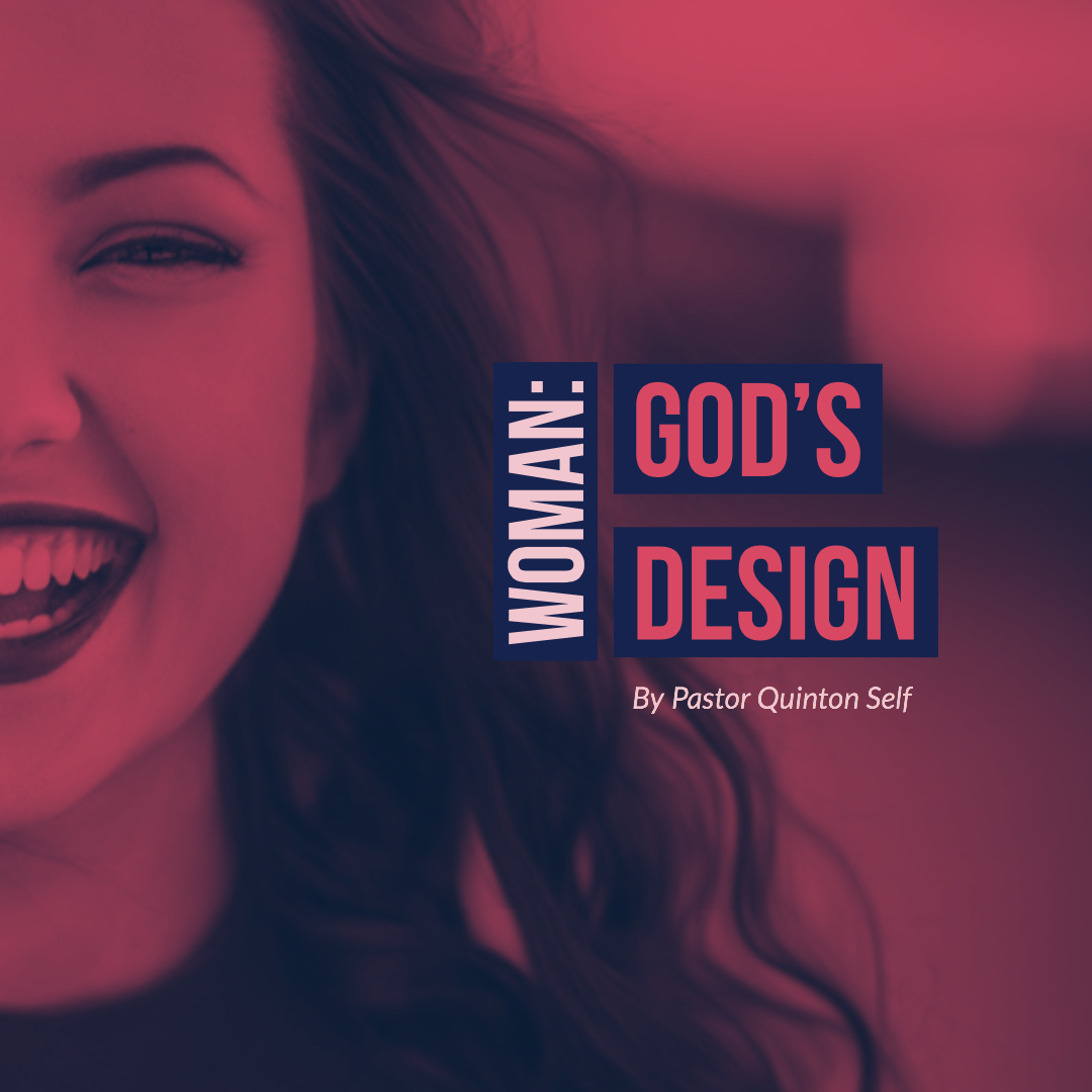 Woman: God's Design