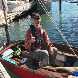 Small Wonder // Cruising SF Bay in a 10-ft Dinghy  - Ep.08