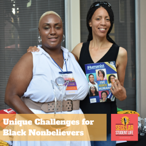 Unique Challenges for Black Nonbelievers with Mandisa Thomas