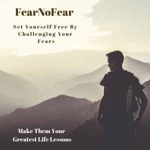 FearNoFear Episode 1: What Is Fear And Anxiety And Where Does It Actually Come From?